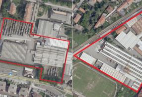 Complessi Produttivi in Meda - Monza/Brianza