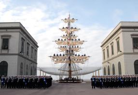 Palazzina ATTRAMINI, Accademia Navale - Livorno