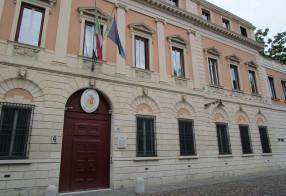 Questura di Ferrara, Palazzo Camerini