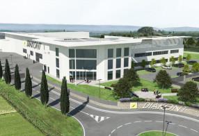 Realizzazione di nuovo complesso industriale in Lucignano (AR)