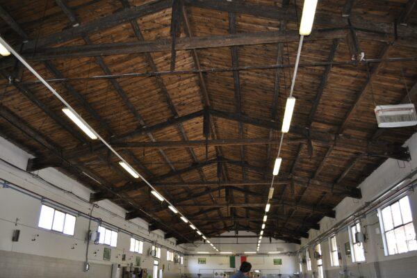 Vulnerabilità della Mensa/Refettorio nella Caserma del 186° Folgore, Siena