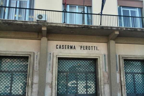 Relazioni specialistiche per la Caserma Perotti a Firenze: Geologica, Geotecnica, Geofisica