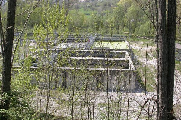 D.L. per la realizzazione di Imp. di Depurazione e parte della Rete Fognaria nei Comuni di Castel Focognano, Chitignano, Talla