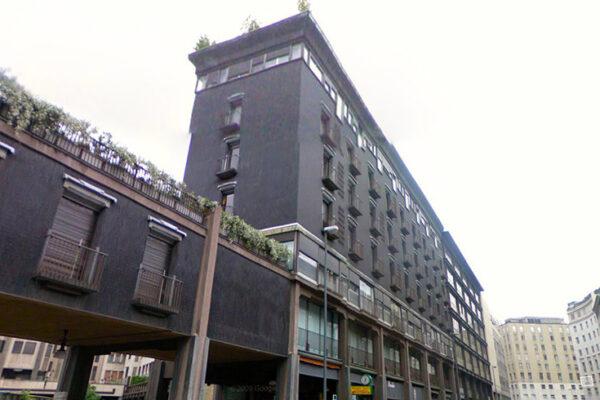 Progetto e Direzione Lavori allestimento nuova sede Banca MB spa in Corso Europa, Milano