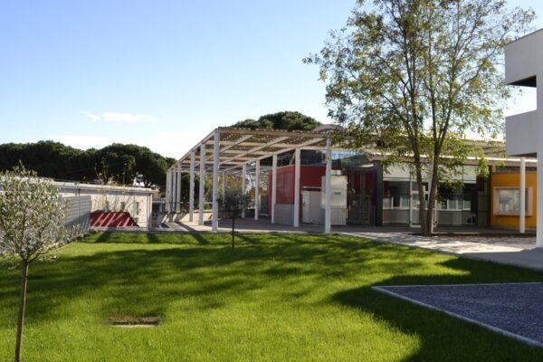 Progetto e Coord. Sicurezza Riqualificazione Campus Universitario di Savona