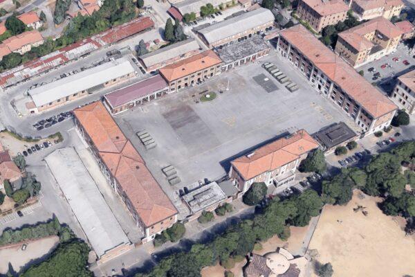 """Verifica Sismica e Progettazione tre edifici per alloggi e uffici, 186° Reggimento """"Folgore"""", Siena"""