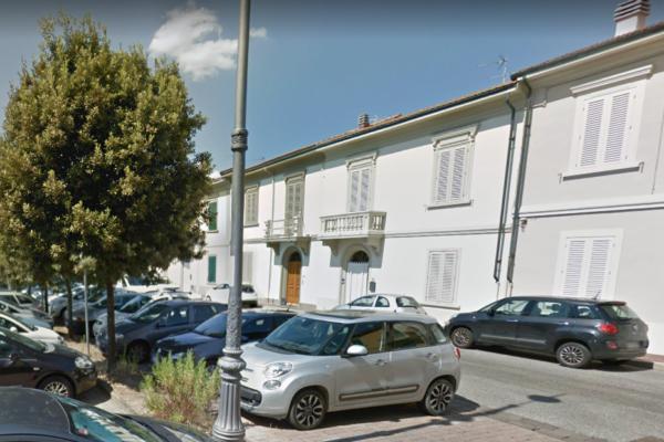Progetto e DL riqualificazione di edificio in piazza V. Veneto n.19 a Montelupo Fiorentino, Firenze.