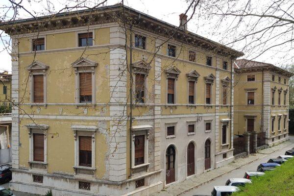 Progettazione Definitiva, Esecutiva e CSP adeguamento funzionale Palazzo Littorio, Uffici del Giudice di Pace, Lucca