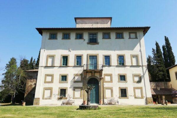 """Progettazione integrale + DL + CSP/CSE restauro e consolidamento di """"Villa Il Cicaleto"""" e Sala di Registrazione Musicale, Sargiano"""