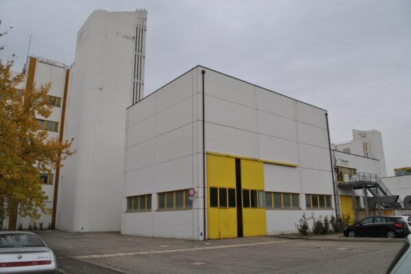 Progettazione Preliminare/Definitiva, CSP/CSE per immobile da adibire alla costruzione dello strumento MAORY, area CNR, Bologna