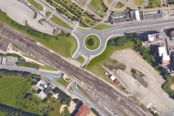 Progetto, CSP e DL del nuovo sottopasso alla linea ferroviaria Roma-Milano, Arezzo