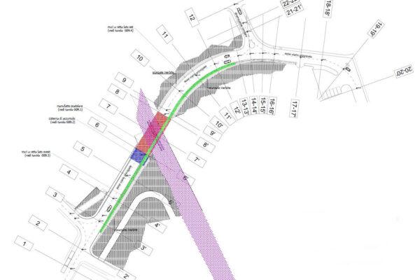 Progettazione Definitiva di due sottopassi alla Ferrovia LFI A Borgo a Giovi