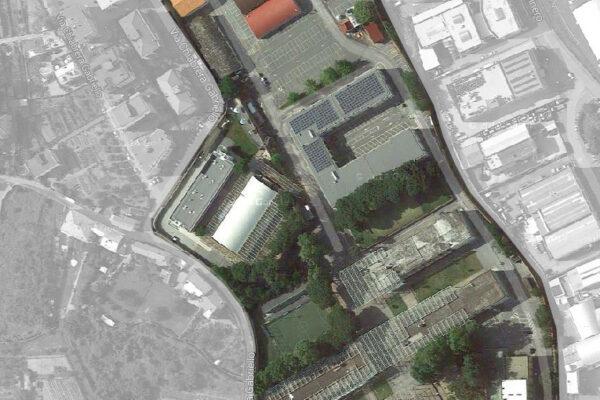 Progettazione Preliminare, Definitiva, Esecutiva + Coord. Sicurezza riqualificazione Campus Universitario di Savona