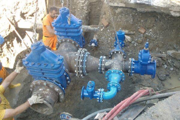 """Collaudo T.A. dei """"Lavori di manutenzione ed estensione della rete idrica nel Valdarno Fiorentino"""", PubliAcqua spa"""