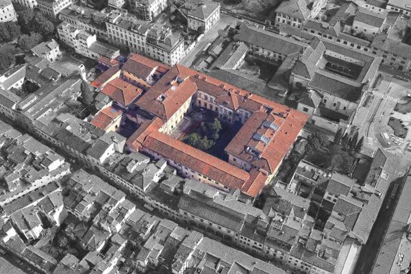 Verifica Sismica del Palazzo Buontalenti, ex Corte d'Appello e Procura della Repubblica, Firenze